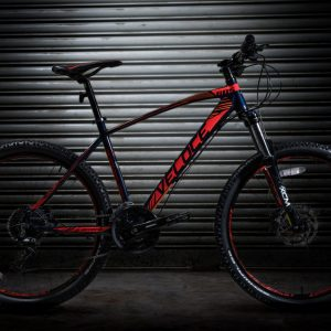 Outrage 605 RED BLACK